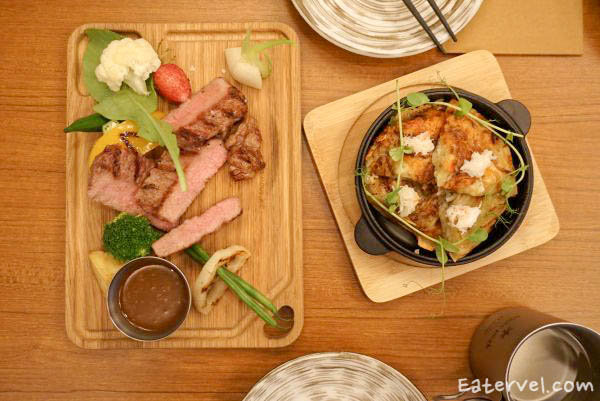 Farm to table Halal cafe in Sapporo