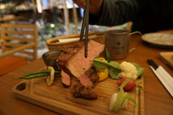 Halal food in Sapporo - Farm to Table - Beef