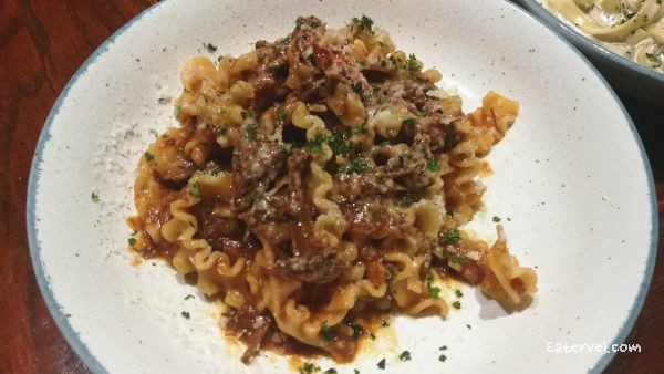 Tipo - Beef Ragu Halal Pasta bar in singapore
