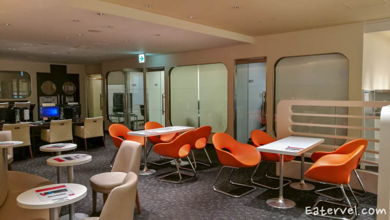 KIX-Airport-Lounge-Lounge-Osaka-สนามบิน-KIX